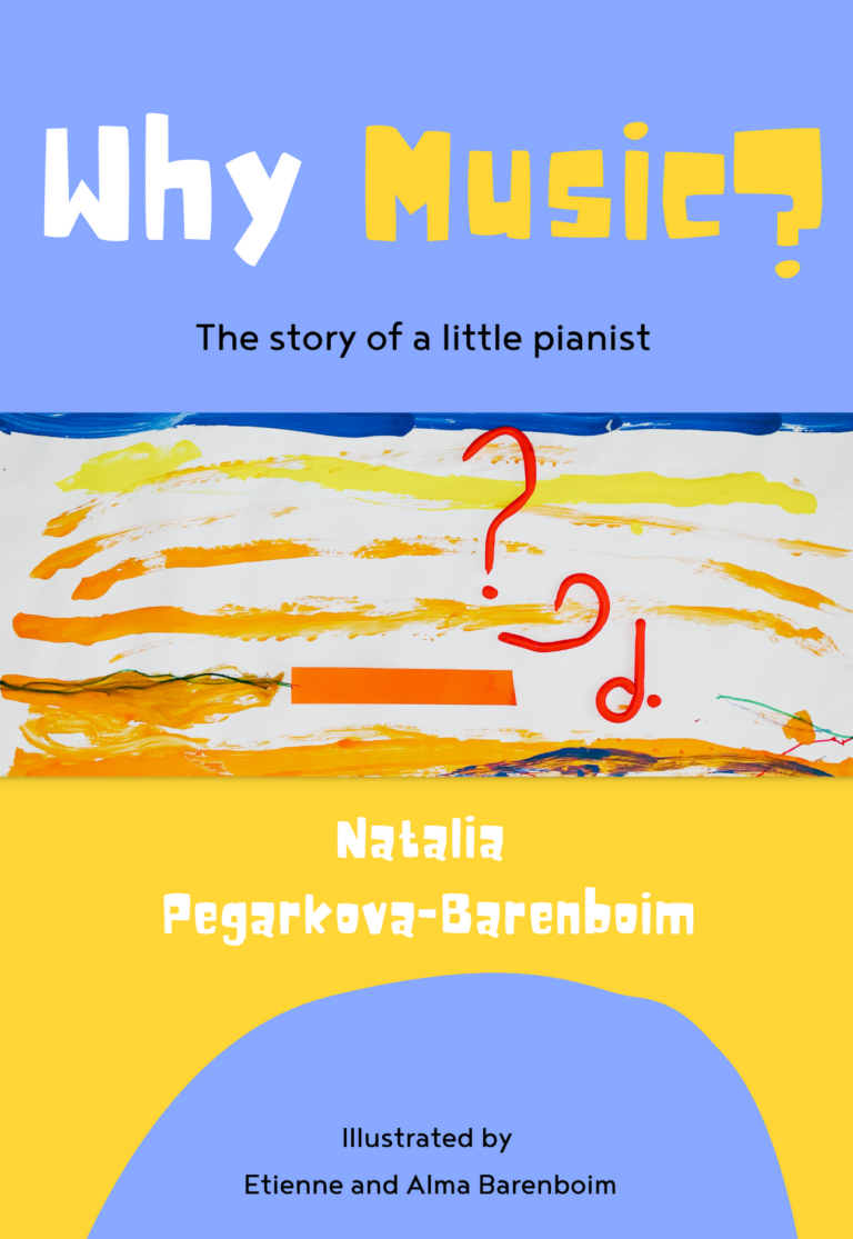 Why Music - book cover